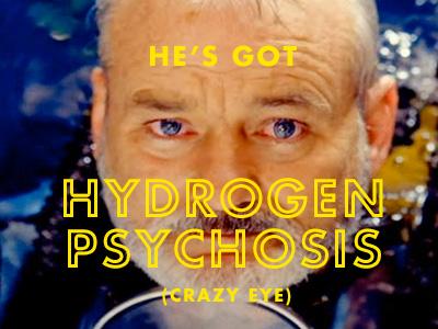 Hydrogen Psychosis hydrogen psychosis crazy eye esteban