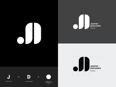 Personal branding personal logo personal brand personal web debutshot design brand identity vector branding logo typography debuts