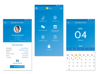 Medical appointments app