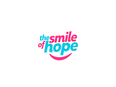 The smile of hope africa hope of smile the venezuela logodesign logo branding brand
