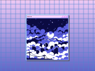   web design :::: pixel windows  