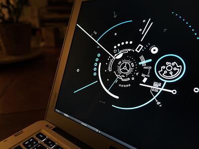 M-a.R–Ш(N1°-3x).2 sci-fi cyberpunk vector abstract hud photo crosshair system schema radar ux scope