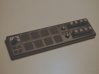 Modded Akai LPD-8 for Adobe Illustrator