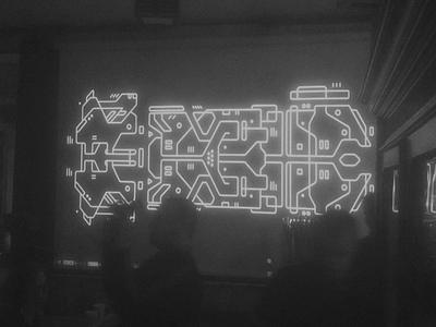 「 Vector IDM 」 graphic design gui high tech digital art illustration design graphics vector digital fui art abstract ui hud cyberpunk sci-fi