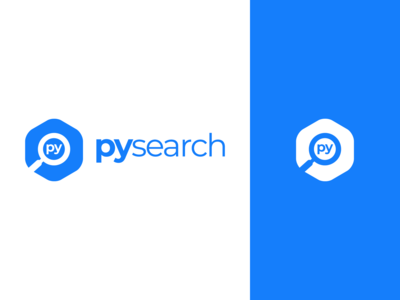 PYSearch Logo Design