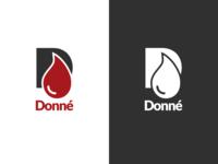 Donné Logo Design