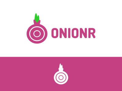 Onionr Logo Design