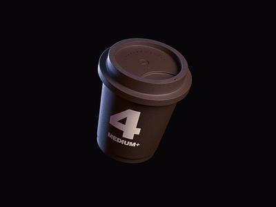 Rendering practice  about Saturnbird Coffee by Octane octane 3d render design c4d
