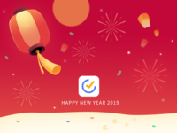 TickTick new theme about  Spring Festival