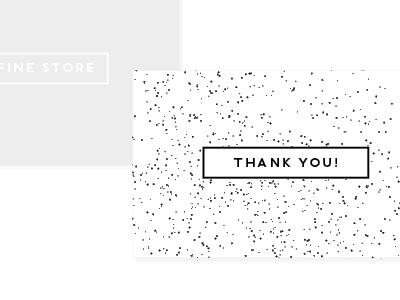 The Fine Store Identity  design graphic branding brand visual identity