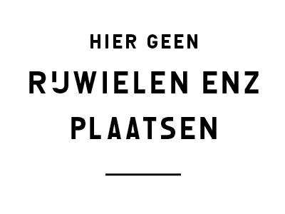 Rijwielen typography type typeface-design typeface