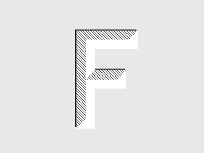 F 3d 3dtype typography type typeface-design typeface