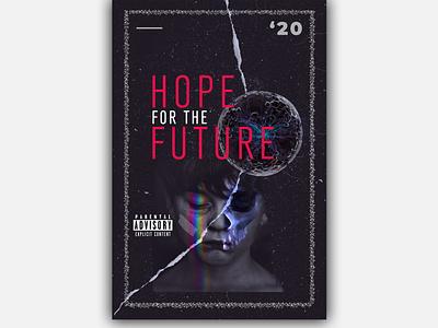 Hope Poster poster design youmatter mentalhealth posterart poster design graphic shapeology