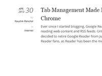 Blog Post Typography