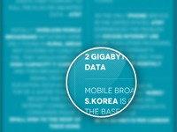 Upcoming Infographic on Mobile Broadband