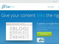 Cuelinks Landing Page Revised