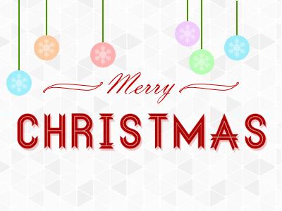 Merry Christmas :D merry christmas merry christmas balls snowflakes decoration wishes joy happiness love cheers