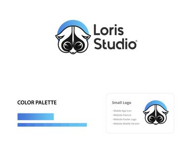 Loris Studio | Brand Identity | 2020