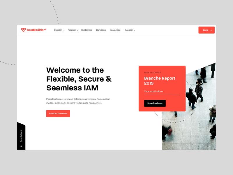Homepage - TrustBuilder
