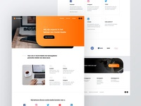 Socialbuzz Website