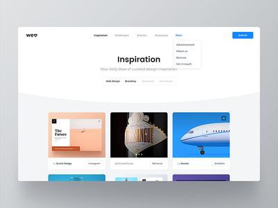 Inspiration Platform WIP
