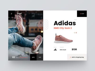 Single Product - Dope Shopping UI