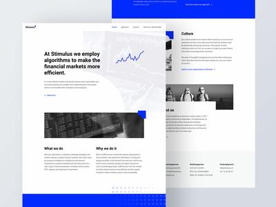 Website - Stimulus