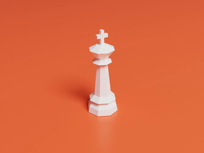 Chess Piece (3D)