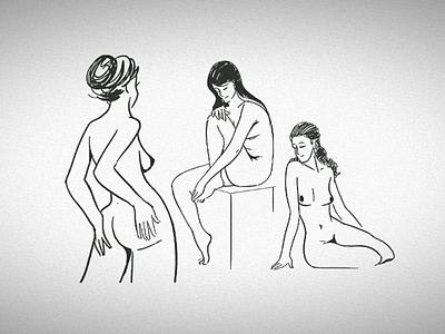 Sketching practice drawing art digital sketching sketch photoshop adobe cartoon women digital sketching