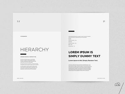 Brand Book - Ashi brand book minimalistic minimalist template branding design brand identity branding