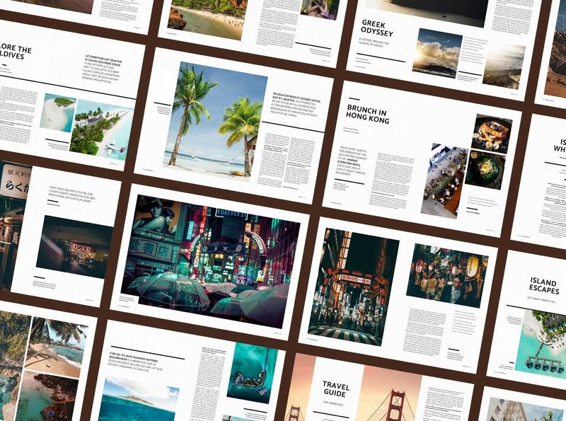 Travel Magazine - Xplore