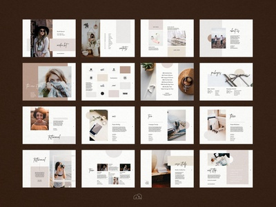 Media / Press Kit media logo media kit design template marketing socialmediamarketing socialmedia creative market