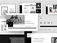 Ashi - Branding Presentation
