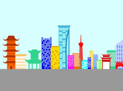 Cengdu Skyline