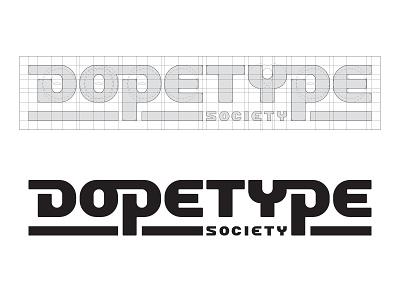 Dopetype vector grid grid logo logolove logolearn minimal textured sketch handlettering hand drawn typedesign mark vector type logo lettermark typography logoconcept branding logotype logodesign logomark