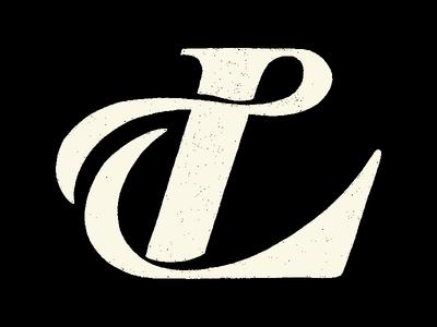Letter L type daily letter logo design logolove textured illustration hand drawn type letter l 36daysoftype lettering type design type art hand lettering letter logo lettermark type typography logotype branding logomark logodesign