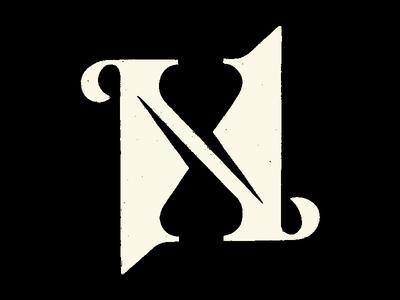 Letter N letter n symbol textured letter logo sketches hand drawn type design type art hand lettering logocollection lettermark 36daysoftype lettering illustration type typography logotype logomark branding logodesign