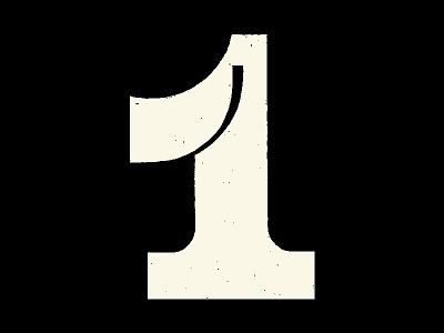 Number 1 36daysoftype07 dribbble lettering logo sketches lettering art type daily typedesign type art handdrawn 36dayoftype illustration branding typography lettering type logo logotype lettermark logodesign logomark