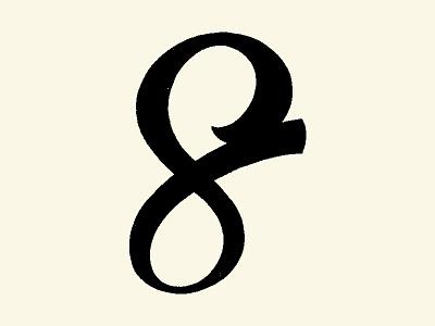 Number 8 lettering logo sketches glyphs custom lettering 36daysoftype illustration art hand drawn type art lettering art type daily handlettering illustration lettering lettermark logotype type typography logomark branding logodesign