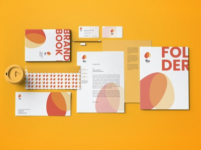 Identity Design for Bee Brand