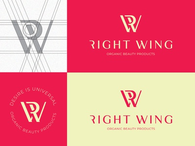 'RightWing' Brand Identity