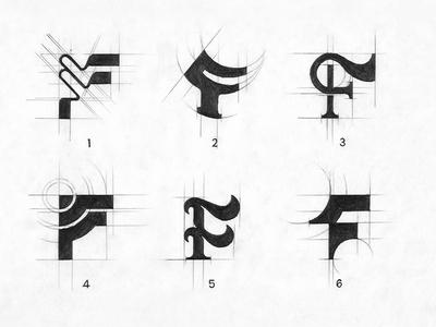 lettermarkexploration 'F'