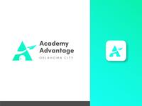 Academy andvantage branding