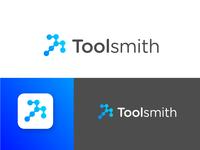 Toolsmith logo branding