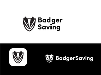 Badgersaving branding logo