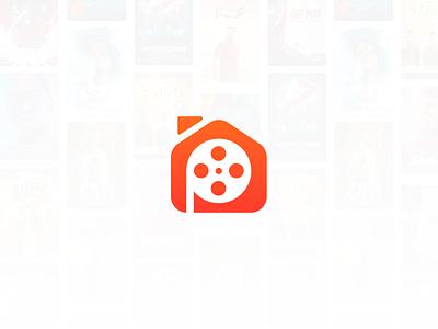 Play House mobile app illustration logo design colourgradients