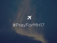 #PrayForMH17