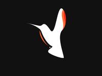 Bird Negative Space