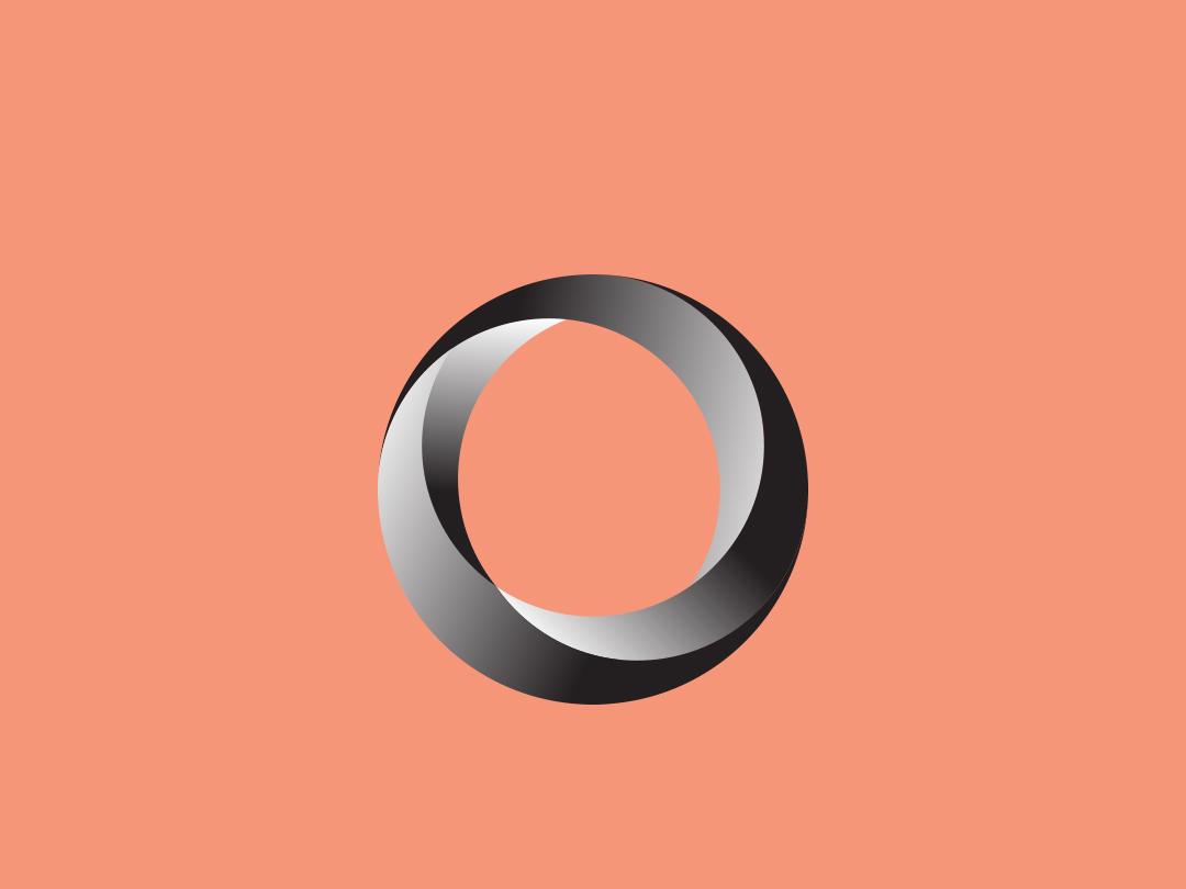 Swirl illustration logo