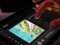 Dashbox Album Play Mode